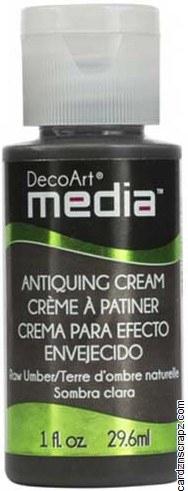 Antiquing Cream 30ml RawUmber