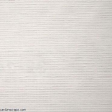 Linen Card 12x12 White 250gm 10pk