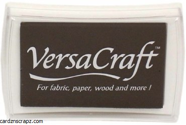 VersaCraft Black Stamp Pad