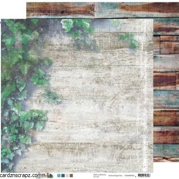 "Paper 12x12"" StudioLight Denim Saturdays No.02"