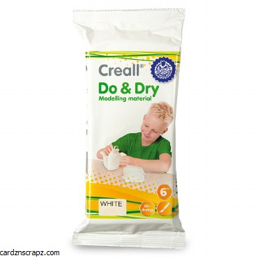 Creall Do & Dry White Clay 500gm