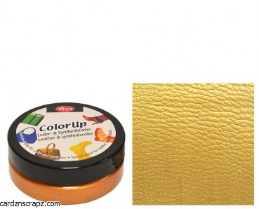 Viva Color (for leather) 50ml Gold