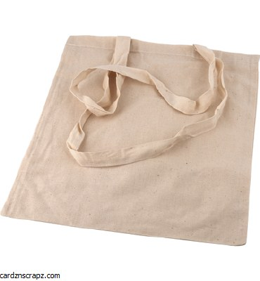 Cotton Carrier Bag Medium 38cmx42cm
