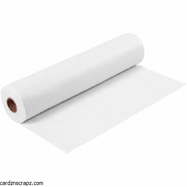 Felt 45cm 1.5mm x 5m White