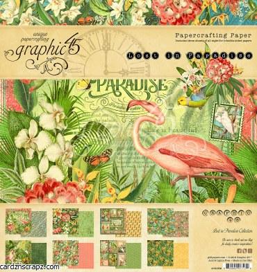 Paper Pk 8x8 G45 Lost Paradise