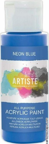 Acrylic 59ml Neon Blue