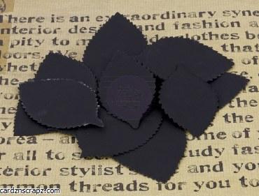 Prima Flowers La Tiza Leafy 15 pieces