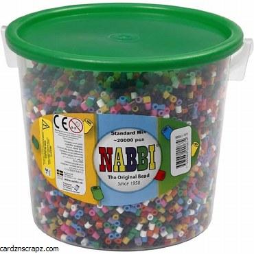 Fuse Beads 5mm Bulk 20,000pk