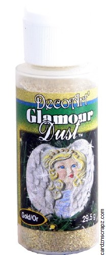 Glamour Dust 59ml Powder Gold