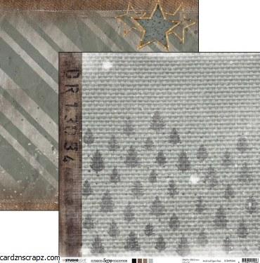 Studiolight Scrap Dubbelzijdig, Ultimate Scrap Collection Nr.46
