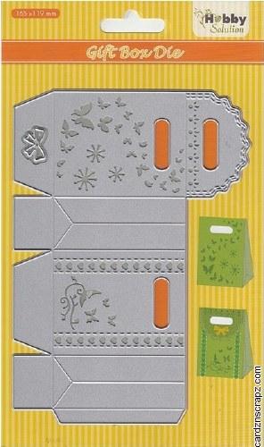 Nellie's Choice Die Gift Box 165x119mm