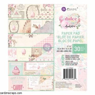 Paper Pk 6x6 Prima Dulce