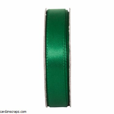 Ribbon 3m Satin Evergreen