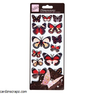 Dimensions Wings (Red)