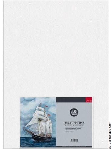 Watercolour Paper A2 10pk 300g