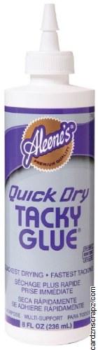 Aleene's Quick Dry Tacky Glue 118ml/4oz