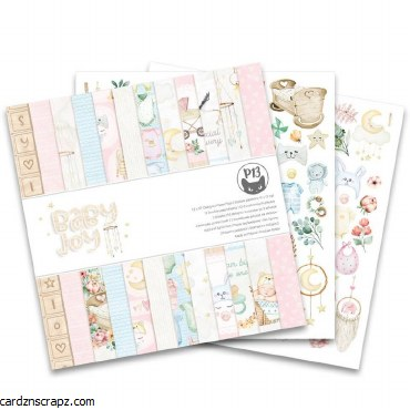 Paper Pk 12x12 PT Baby Joy