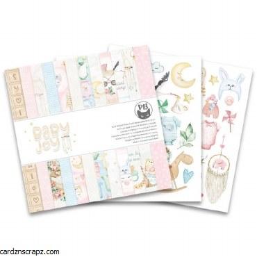 Paper Pk 6x6 PT Baby Joy