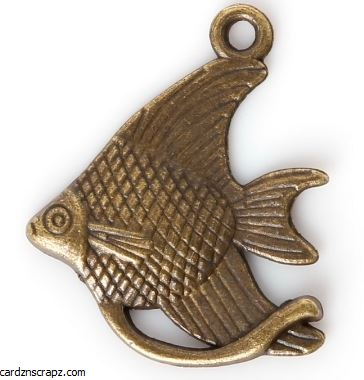 CAS Embellies Fish 5pk