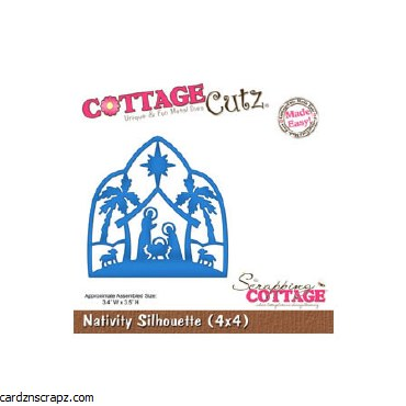 Cottagecutz Nativity
