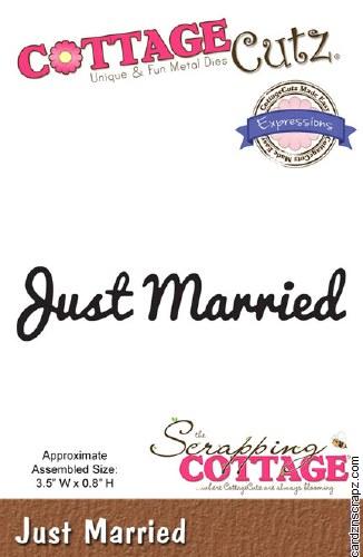 Cottagecutz Just Married