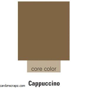 Core Card 12x12 Cappucino