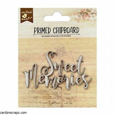 Chipboard LB Sweet Memories