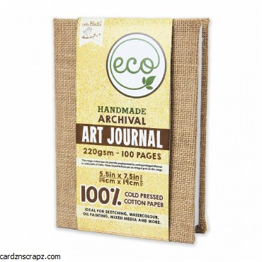 "Art Journal 220gm 5.5x7.5"" LB"