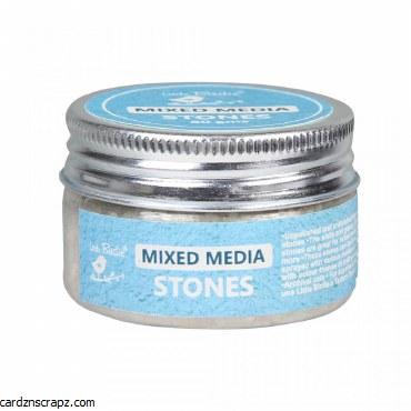Mixed Media Stones LB