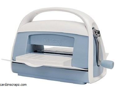 Cuttlebug Machine Blue
