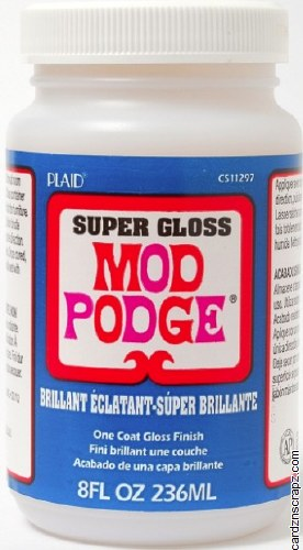 Mod Podge 236ml/8oz Super Gloss