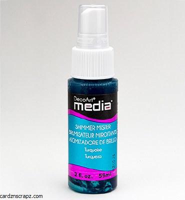 DecoArt Spray 59ml Turquoise