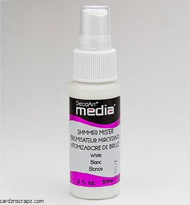 DecoArt Spray 59ml White