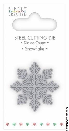 Simply Creative Die Snowflake