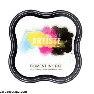 Pigment Ink Pads - White