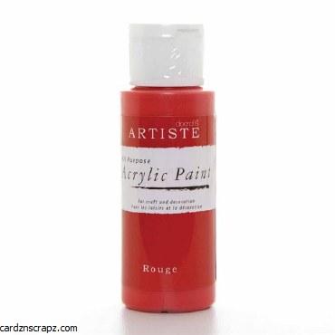 Acrylic 59ml Rouge