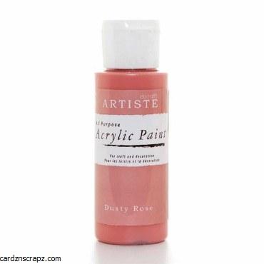 Acrylic 59ml Dusty Rose