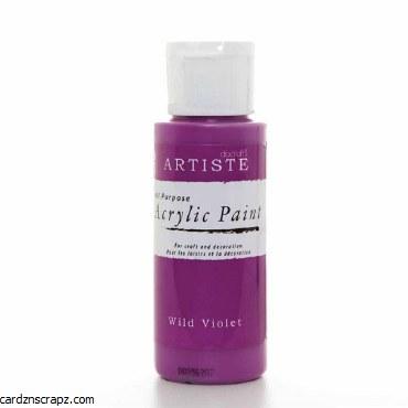Acrylic 59ml Wild Violet