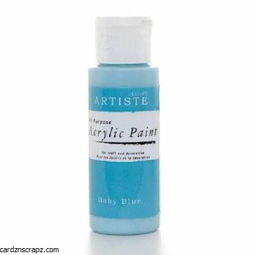 Acrylic 59ml Baby Blue