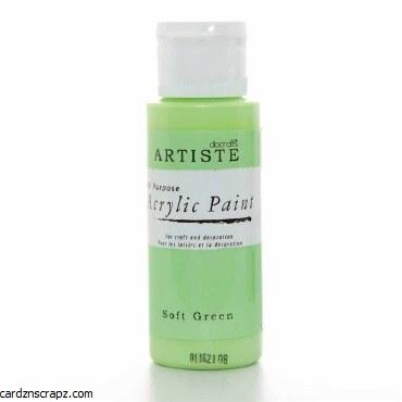 Acrylic 59ml Soft Green