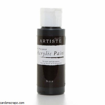 Acrylic 59ml Black