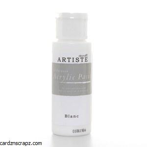 Acrylic 59ml White