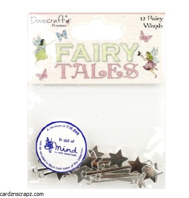 Embellishments Dovecraft Fairy Wands