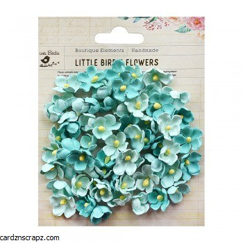Flowers Little Birdie Paula Arctic 60pk