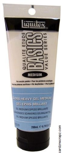 Liquitex Basic 200ml Heavy Gloss Gel