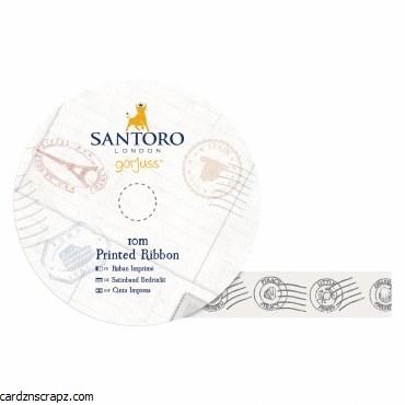 Printed Ribbon (10m) S Postal