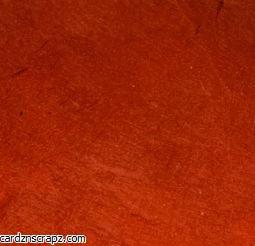Handmade Tissue Red