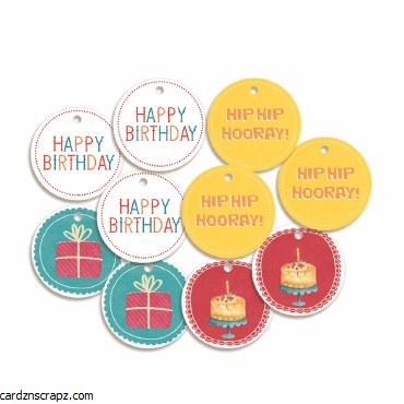 Tags PT Happy Birthday #4