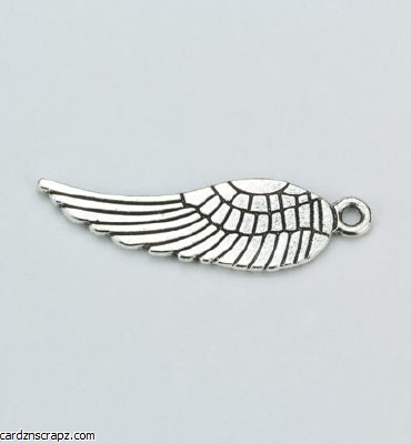 Angel Wings Platinum 9x31mm 9pcs