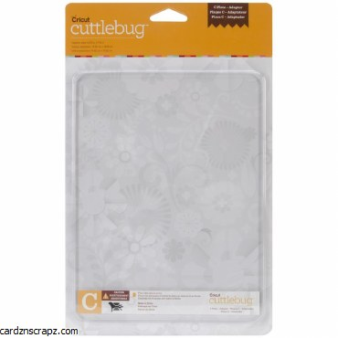 Cuttlebug 'C' Plate Adapter